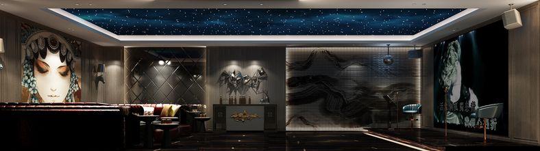 20万以上140平米公装风格客厅图片