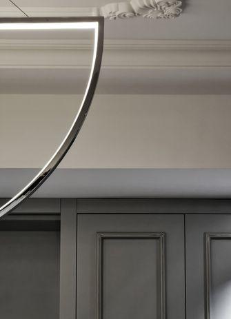 富裕型140平米别墅法式风格玄关设计图