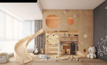 豪华型140平米三室两厅港式风格青少年房图