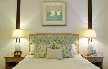 富裕型60平米美式风格卧室图片大全