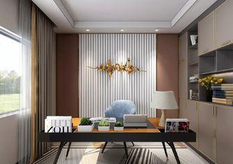 5-10万130平米三港式风格书房图