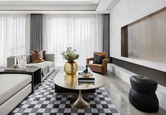 120平米三公装风格客厅装修案例