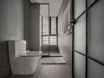 富裕型100平米公寓工业风风格卫生间装修图片大全