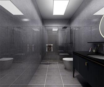 豪华型140平米四现代简约风格卫生间装修效果图