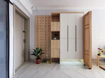 富裕型90平米三室两厅现代简约风格玄关装修图片大全