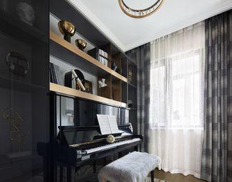 130平米三欧式风格书房图片