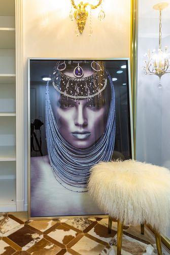 15-20万120平米美式风格衣帽间设计图