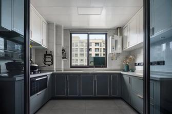 豪华型120平米三室两厅新古典风格厨房装修图片大全