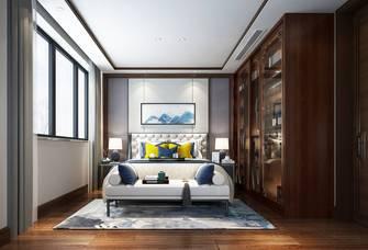 140平米别墅中式风格青少年房图片大全