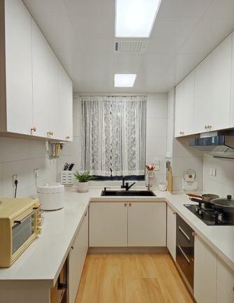 经济型80平米三室两厅北欧风格厨房效果图