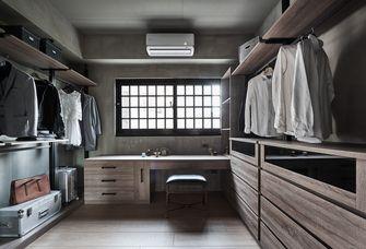 20万以上140平米四室一厅工业风风格衣帽间装修案例