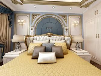 10-15万140平米三室三厅欧式风格卧室装修案例