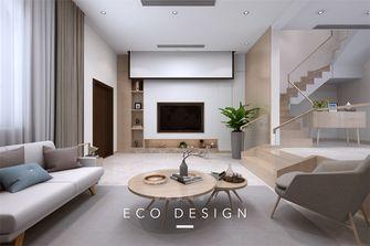 20万以上140平米别墅日式风格客厅效果图