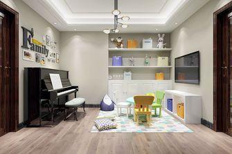 经济型140平米复式轻奢风格青少年房装修案例