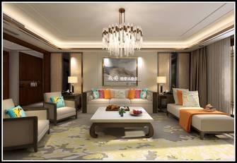 20万以上140平米中式风格客厅欣赏图
