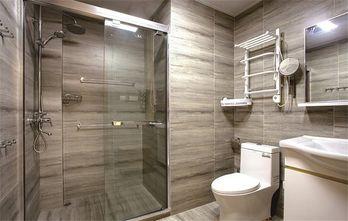 富裕型130平米三美式风格卫生间设计图