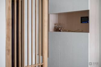 10-15万120平米三室两厅日式风格玄关装修图片大全