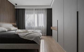 富裕型100平米三日式风格卧室效果图
