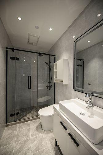 10-15万70平米一室一厅美式风格卫生间装修效果图