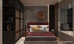 富裕型80平米三工业风风格卧室装修图片大全