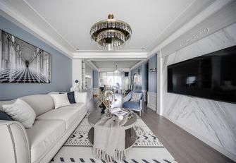 富裕型140平米四室两厅美式风格卫生间图片大全