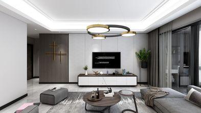 140平米四室两厅轻奢风格客厅装修效果图