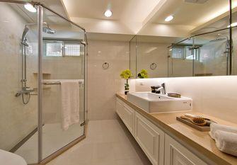 20万以上140平米四室一厅欧式风格卫生间设计图