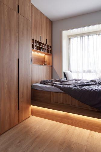 日式风格卧室装修效果图