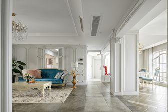 经济型110平米法式风格餐厅图片