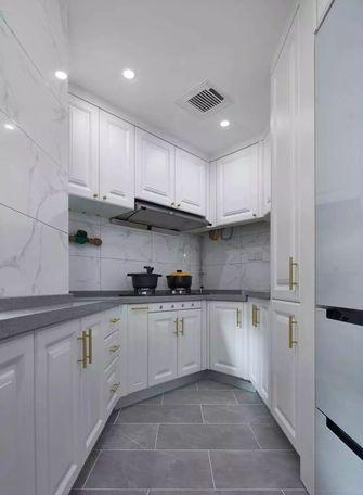 经济型80平米美式风格厨房图
