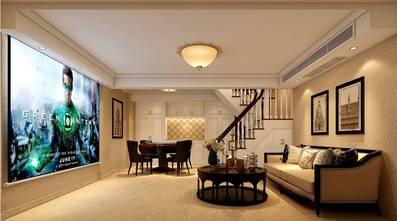 140平米别墅美式风格储藏室图
