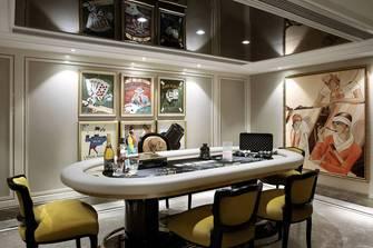 15-20万110平米三欧式风格影音室图