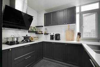 20万以上120平米三室两厅混搭风格厨房设计图