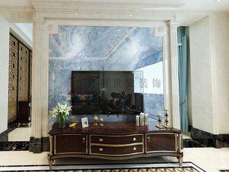 140平米别墅混搭风格客厅欣赏图