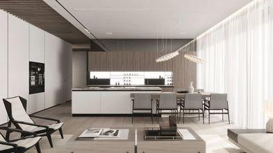 豪华型140平米别墅英伦风格厨房欣赏图