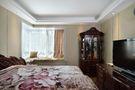 豪华型130平米三室两厅中式风格卧室图片