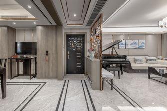 豪华型120平米三室一厅中式风格走廊装修案例