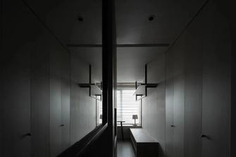 20万以上140平米三室两厅日式风格书房设计图