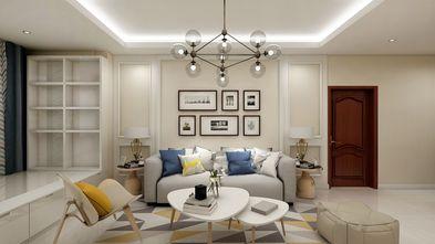 三现代简约风格客厅图片大全