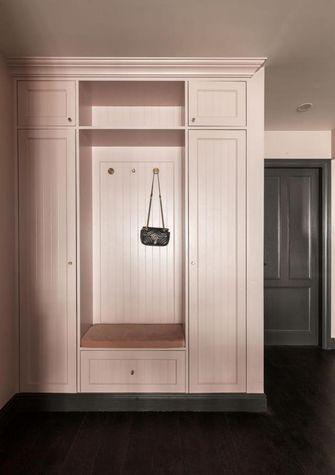 10-15万120平米三室一厅新古典风格玄关装修效果图