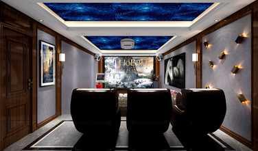 20万以上140平米别墅中式风格影音室图片大全