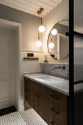 经济型120平米三室两厅新古典风格卫生间图片大全