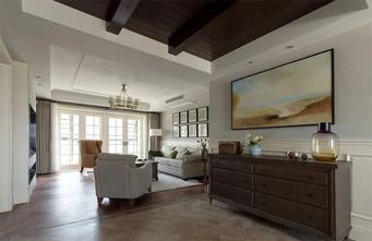 豪华型140平米四室两厅美式风格玄关装修效果图
