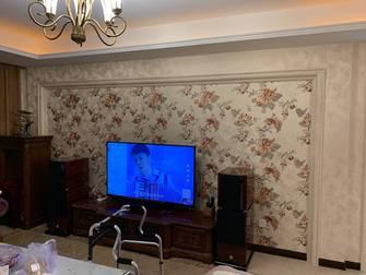 5-10万40平米小户型英伦风格客厅图片