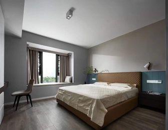 10-15万130平米三室两厅现代简约风格卧室图片大全