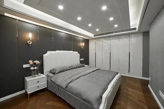 富裕型70平米公寓轻奢风格卧室设计图