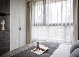 经济型70平米北欧风格卧室效果图