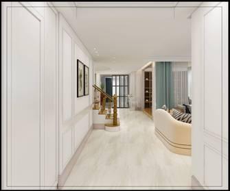 20万以上140平米别墅美式风格玄关装修案例