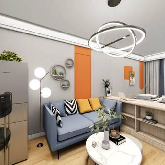 5-10万30平米小户型现代简约风格客厅装修案例