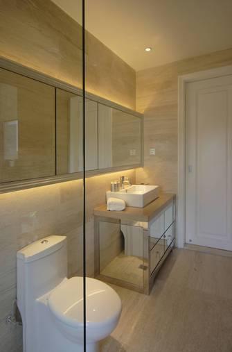 10-15万100平米三室一厅新古典风格卫生间效果图